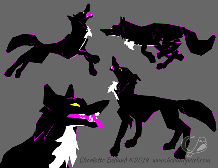 14_08_cbelland_Lucian_Wolf_LowPoly